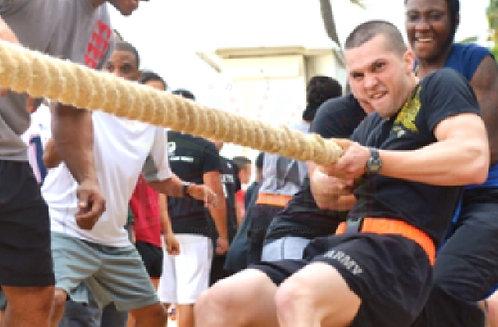 tug of war rope rental