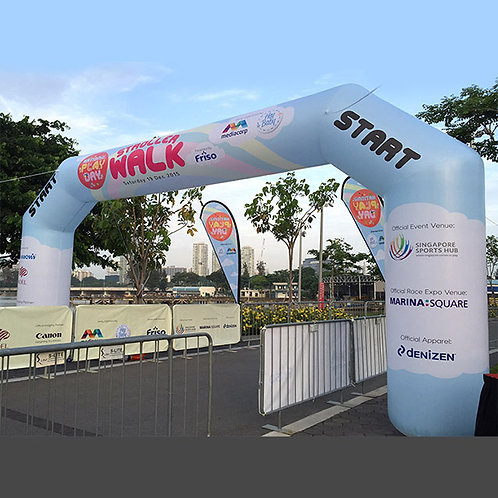 customise inflatable arch singapore