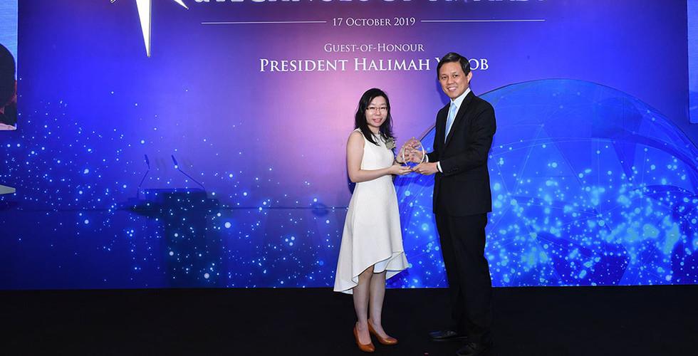 President's Science & Technology Awards