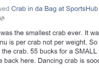 When the 'Crab' hits the fan, go private