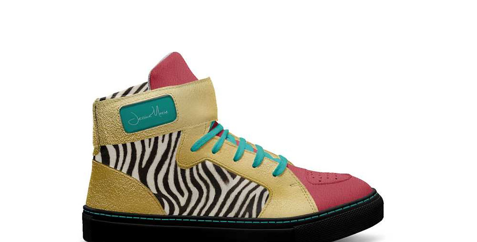 Kids High Top: Safarina