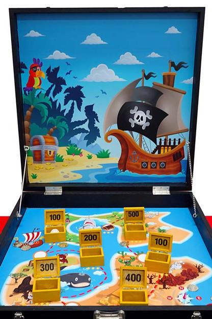 Pirate Treasure Toss