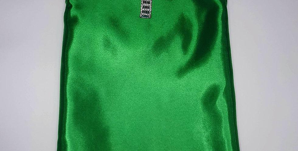 Emerald Green Sleeveless