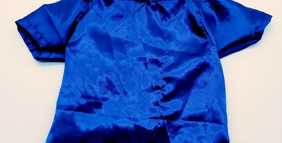 Royal Blue Round Neck Size M