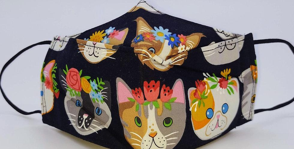 Boat Mask -Kitty