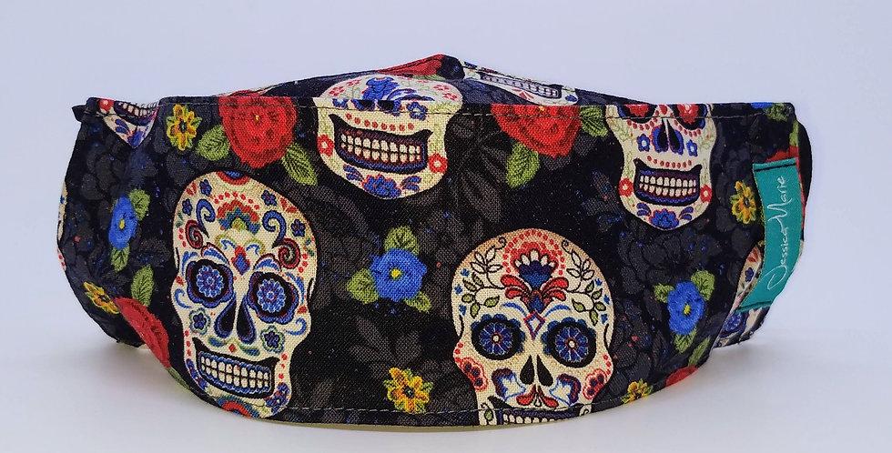 Boat Mask -Fiesta De La Muertos