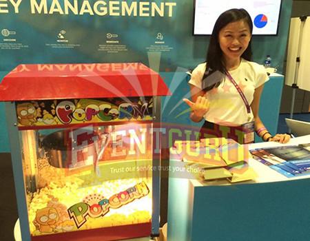 Popcorn Machine Rental Service