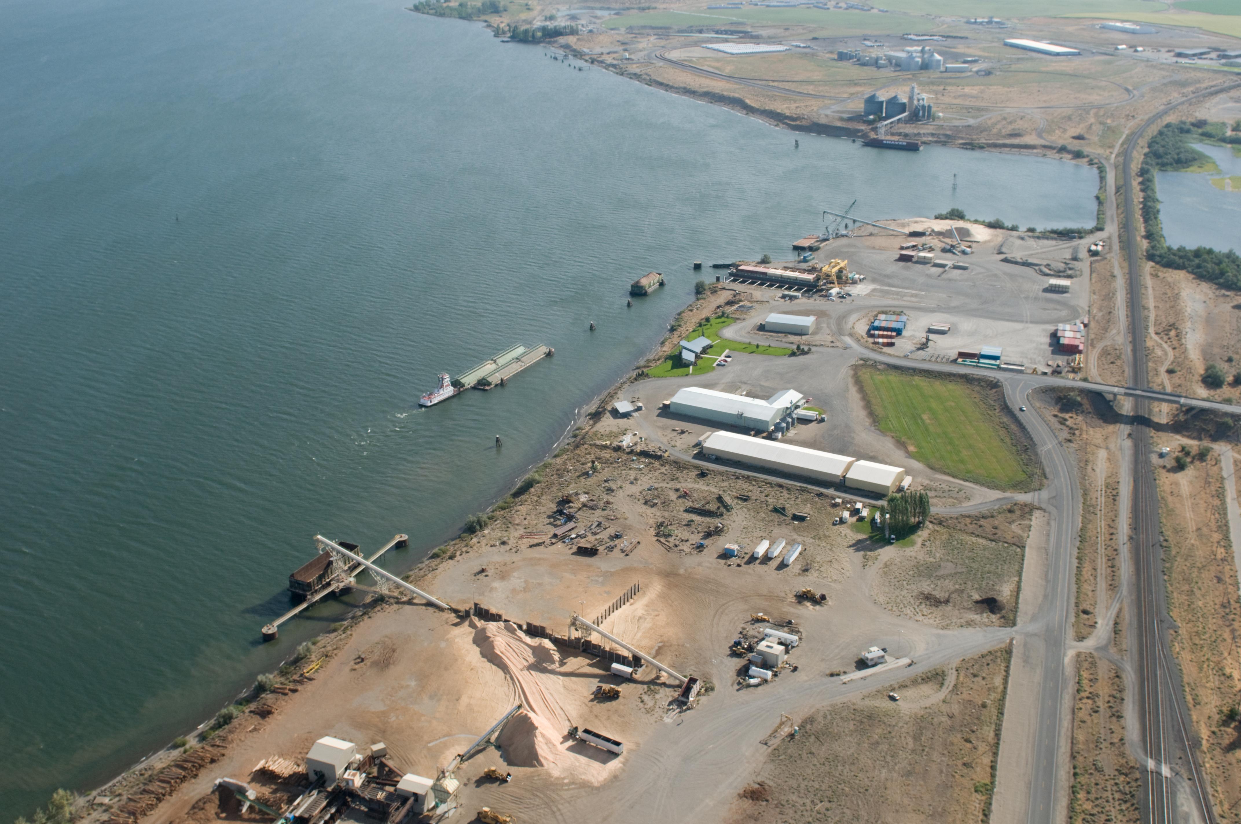 Boardman Terminal