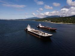 Island Tug's new ATBs