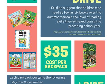 Backpacks for Summer Success