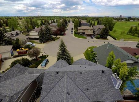 A Mature Elegant Neighbourhood in Calgary, Canyon Meadows