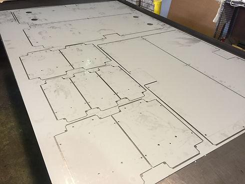 Sheet Metal Kent CNC Punching