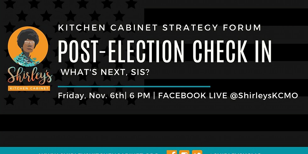 Kitchen Cabinet Strategy Forum Pt 4: What's Next For Black Women