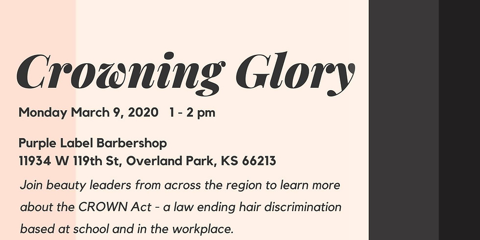 Crowning Glory-Understanding the Crown Act & Hair Discrimination
