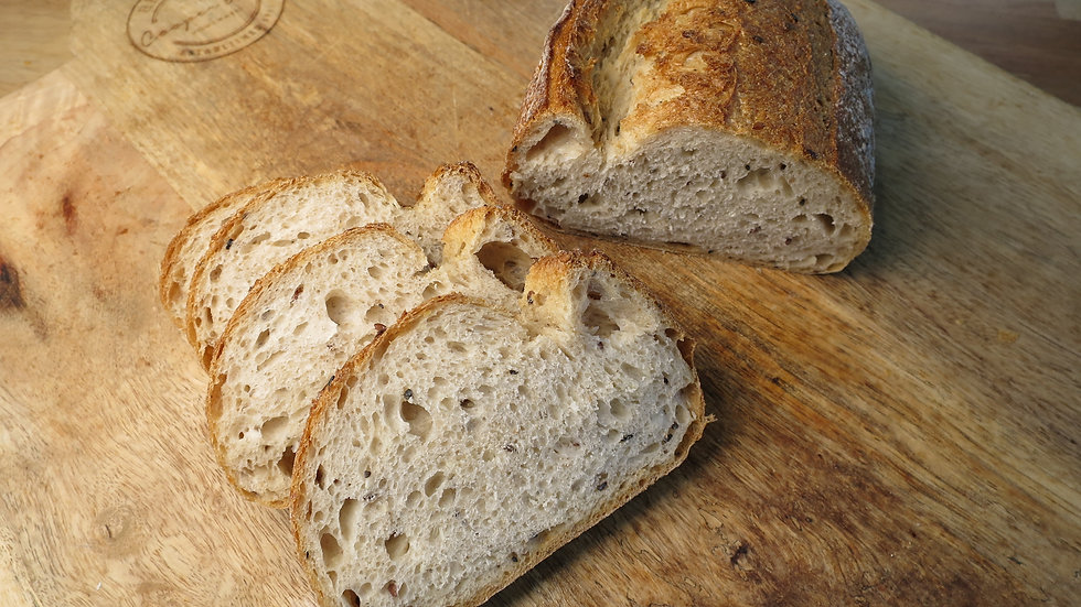 Multigrain Sourdough - 400gms