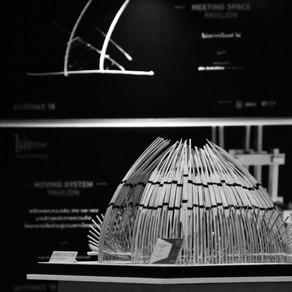 นิทรรศการงานสถาปนิก 2561                             หัวข้อ 'BEYOND ORDINARY' / 'ไม่ธรรมดา'
