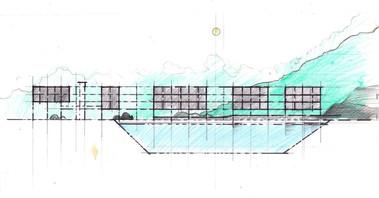 อาคารที่พักอุบาสิกา วัดป่าวชิรบรรพต ชลบุรี (2559)
