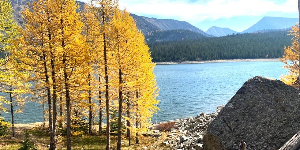CDT Fall Hike