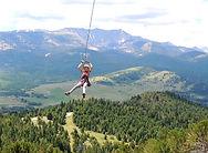 montana zip line adventures, pintler mountains