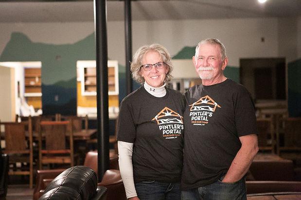 pintlers portal hostel founders