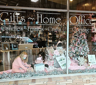 gift shop store front