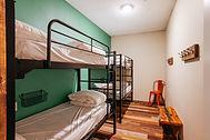 hostel bunkbeds