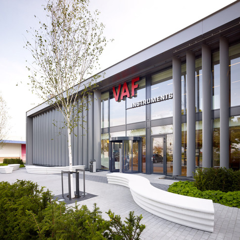 VAF Instruments, Dordrecht