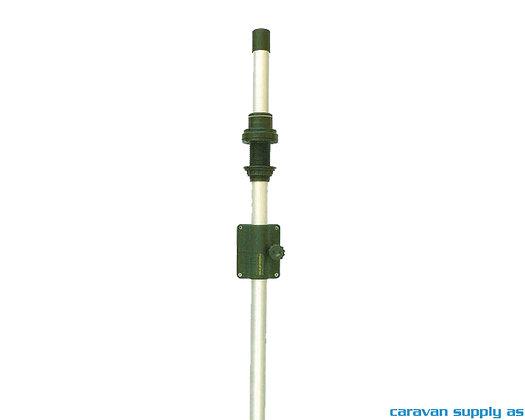 Antennemast Teleco SF165 165cm Ø30-34mm