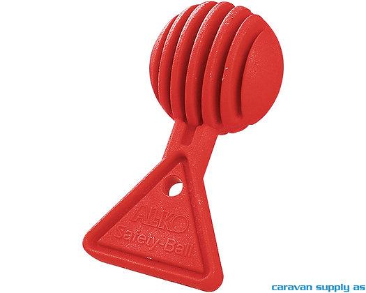 Safety ball AL-KO rød