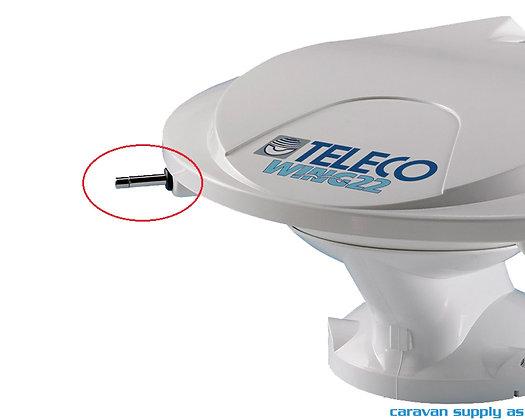 Antennespile til Teleco Wing22