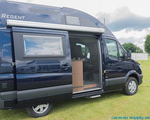 Dørforheng myggnett REMIcare Van MB til 2007 165x136 cm
