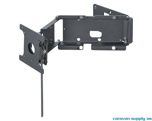 TV-feste Sky Basic 2 m/2 armer 21+12cm 7kg antrasitt