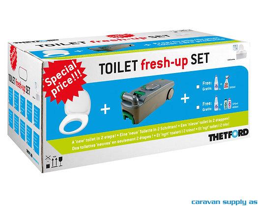 Thetford Fresh-Up Set C400