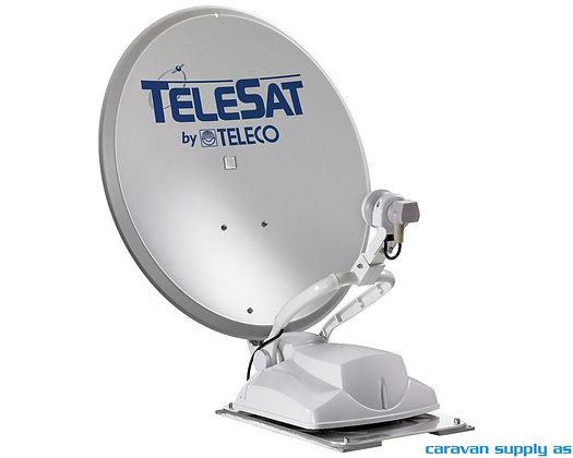 Teleco TeleSat Twin 85cm helautomatisk