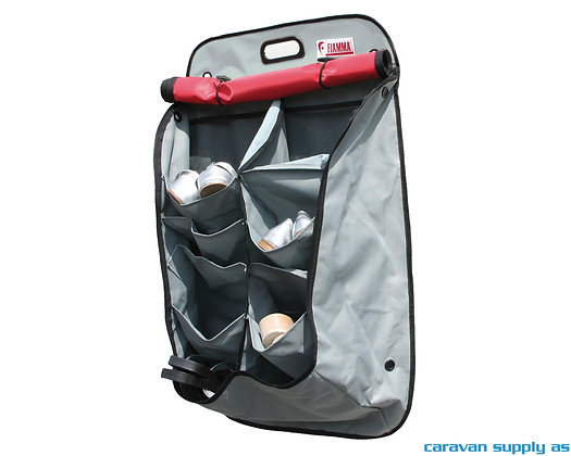 Oppbevaring Fiamma Pack Organizer Shoes m/10 lommer (07513-01)