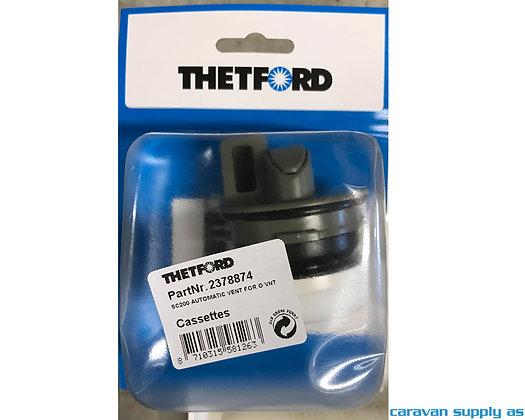 Thetford Automatisk tanklufter (utvendig) for C200 (2378874)