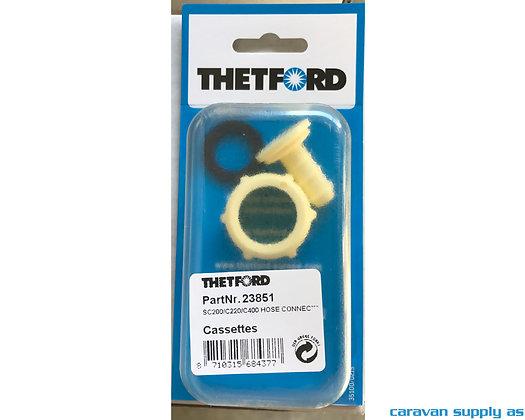 Thetford Slangetilkobling til magnetventil C200/C263/C3/C400 (23851)