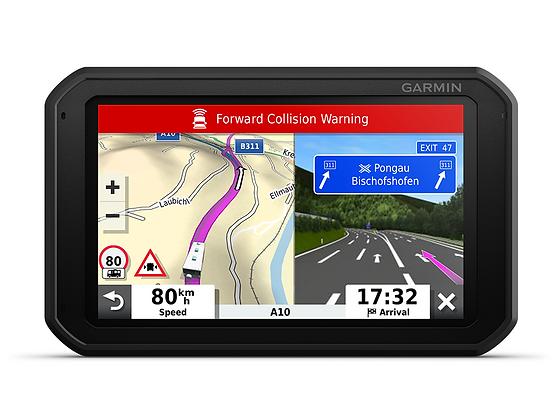 Garmin Camper 785 & Digital Traffic (Dashcam)