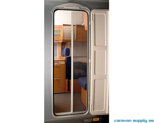 Dørforheng myggnett REMIcare II 200x65x5,8 cm