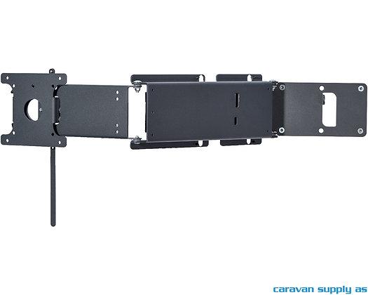 TV-feste Sky Basic XL m/2 armer 28+19cm 7kg antrasitt