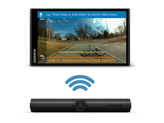 Garmin Camper 780 & Digital Traffic - med BC40 ryggekamera