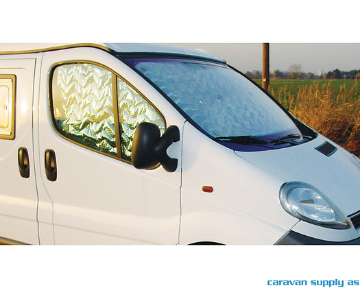Thermomatte innvendig til Ford Transit 2000-2006