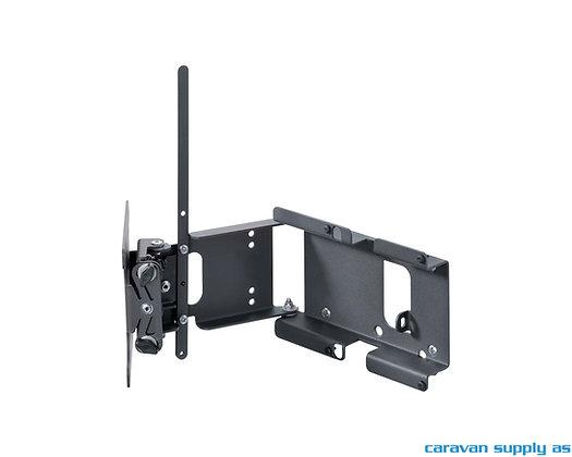 TV-feste Sky Basic 1 m/1 arm 12cm 7kg antrasitt