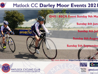 Darley Moor Circuit Racing Returns!