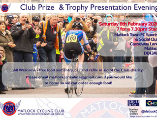 Club Prize Evening