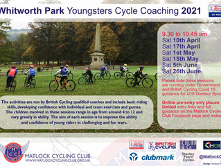 Go Ride Youngsters Coaching To Return