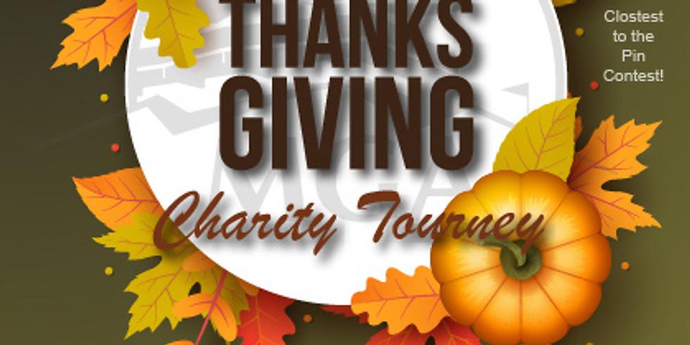 Thanksgiving Charity Tournament 2020