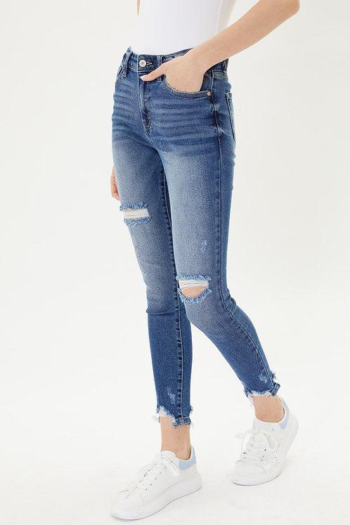 Kancan | Declan High Rise SkinnyJeans