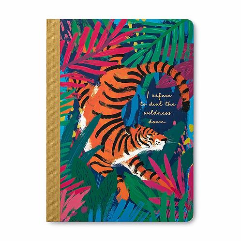 Tiger Notebook