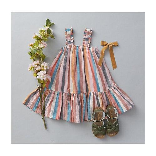 Pink Chicken | Striped Dress